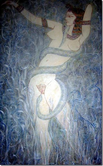 schlangentanz-painting-by-arkis-1988