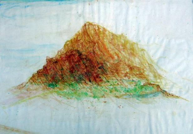 lichtstein-spanische-impression-sierra-nevada-der-fels-by-arkis-96-aquarell