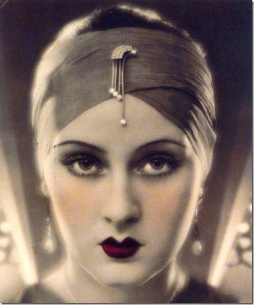 20er-Makeup