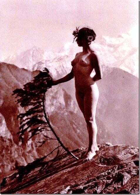 bergfrau