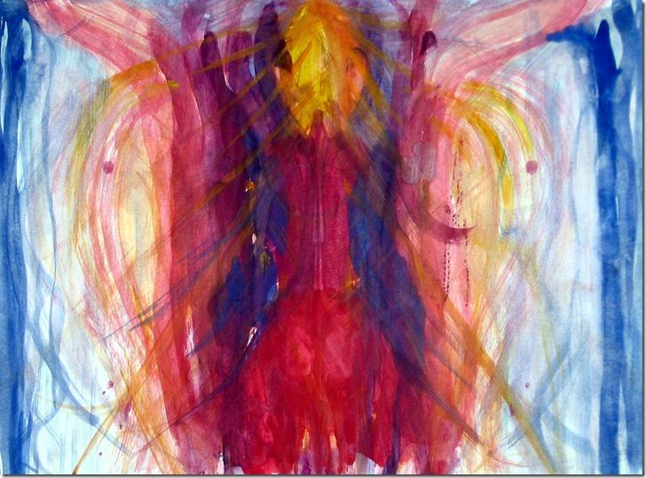 cherub-des-feuers-aquarell-by-arkis-07-18