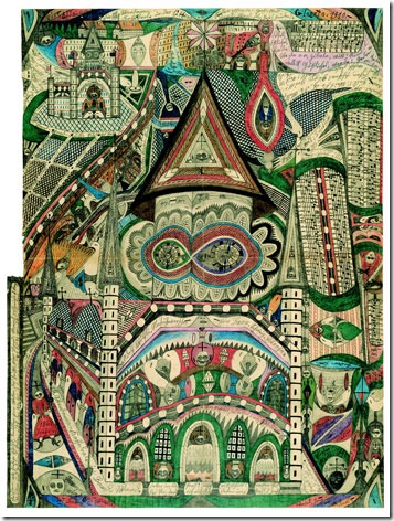 Adolf_Wölfli_Die_Skt-Wandanna-Kathedrale_in_Band-Wand