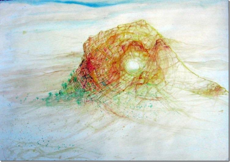 lichtstein-spanische-impression-sierra-nevada