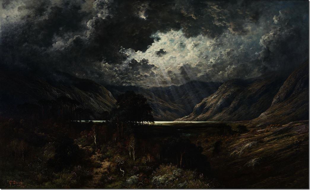 loch-lomond-by-gustav-dore