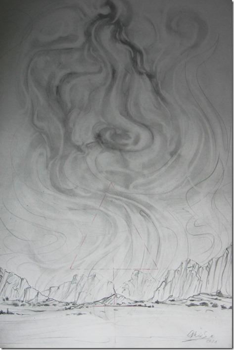 feuer-der-erde-webv-graphitdrawing-by-arkis-2021